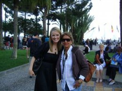 cannes with brook cnn reporter