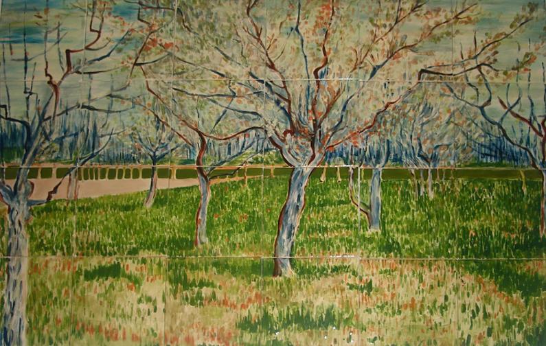 Painting-on-tiles-Van-Gough-+-web